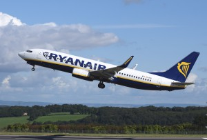 Ryanair am Flughafen Berlin-Schönefeld