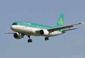 Aer Lingus am Flughafen Hamburg