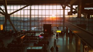 Flughafen London-Heathrow