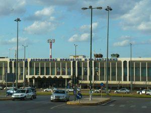 Flughafen Heraklion auf Kreta
