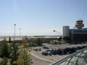 Flughafen Venedig Tessera