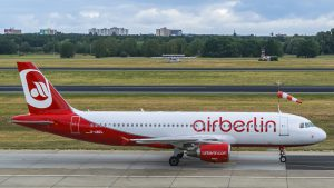 Air Berlin am Flughafen New York