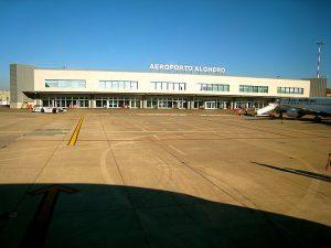 Flughafen Alghero / Sardinien