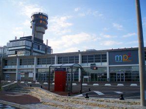 Flughafen Marseille