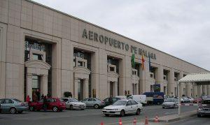 Flughafen Málaga / Costa del Sol