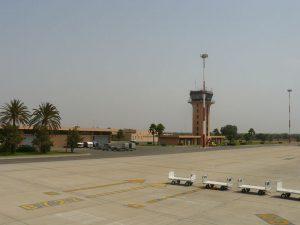 Flughafen Al Massira in Agadir