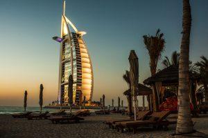 Hotels am Flughafen Dubai