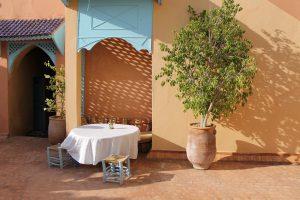 Hotels am Flughafen Marrakesch-Menara