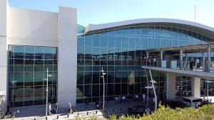 Flughafen Larnaka / Zypern