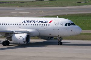 Air France am Flughafen New York