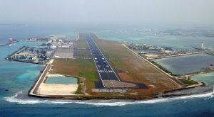 Flughafen Malé