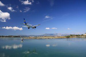 Flughafen Korfu