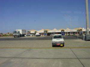 Flughafen Marsa Alam