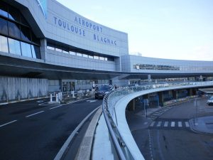 Flughafen Toulouse