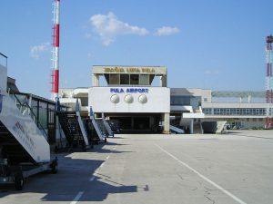 Flughafen Pula