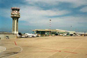 Flughafen Palermo-Punta Raisi