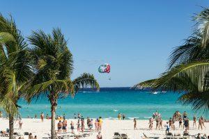 Hotels am Flughafen Cancún