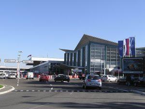 Flughafen Belgrad