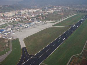 Flughafen Sarajevo