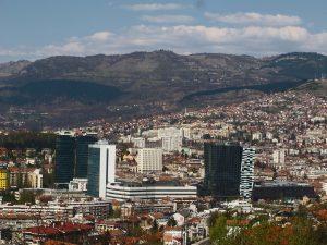 Hotels am Flughafen Sarajevo
