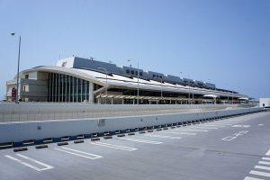 Flughafen Naha auf Okinawa